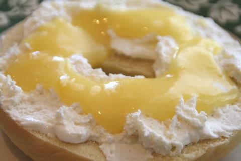 Meyer Lemon Curd on Shockingly Delicious