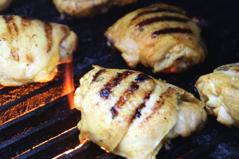 Better than Pollo Loco Chicken Thighs on Shockingly Delicious