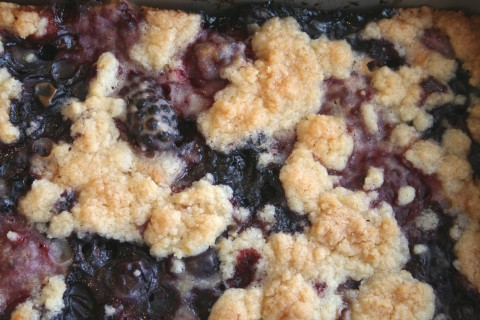 Very Berry Pie Bars