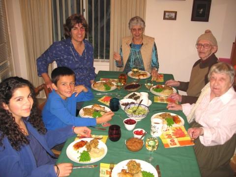 Shockinglydelicious Thanksgiving 2010 Menu
