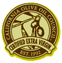 California Olive Oil Council seal