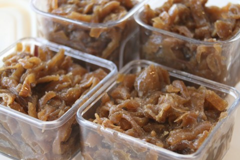 Caramelized onions from Shockinglydelicious.com