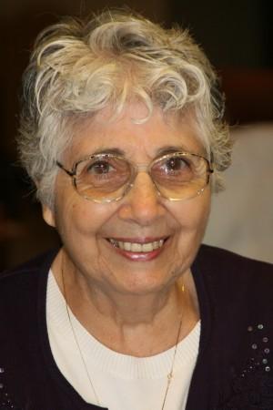 Helen Reinhold mugshot 80th birthday on Shockingly Delicious