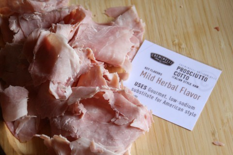 Prosciutto Cotto from Creminelli Fine Meats on Shockinglydelicious.com