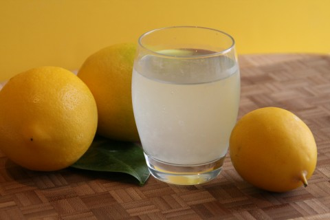 The Best Homemade Lemonade from Shockinglydelicious.com