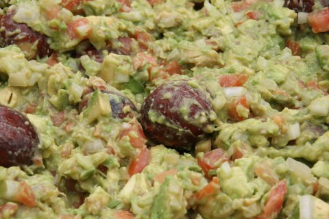 Best Guacamole in the World