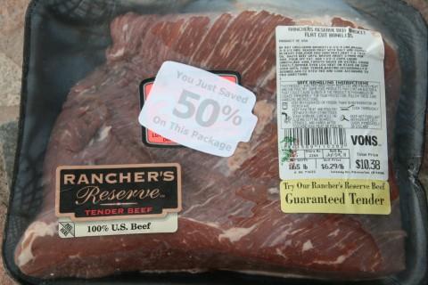 Beef Brisket on shockinglydelicious.com