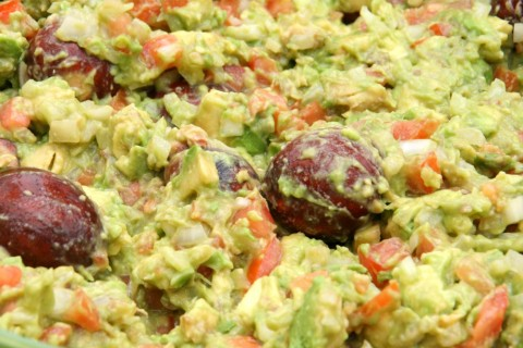 World's Best Guacamole by Elizabeth Rafeedie on ShockinglyDelicious.com