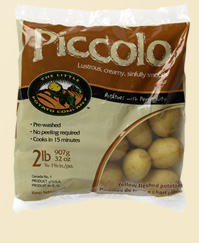 Piccolo Potatoes from The Little Potato Company