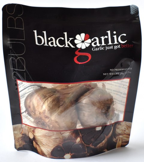 Introducing Black Garlic