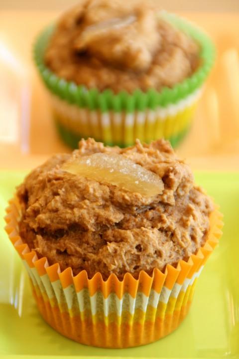 Cheater Pumpkin Muffins hero