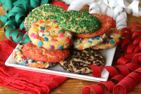 Santa's Favorite Cookie -- Secret Recipe Club
