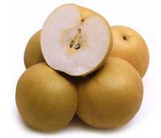 Korean pears