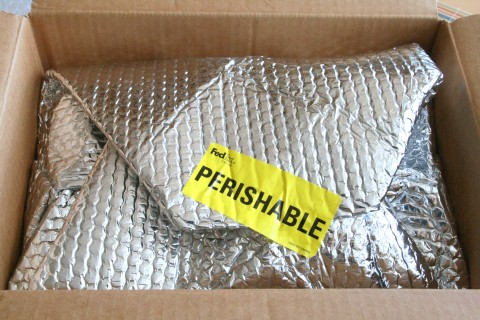 Out of the Box Collective perishable box