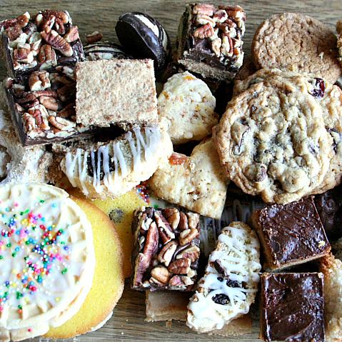 Food Bloggers Los Angeles Cookie Exchange
