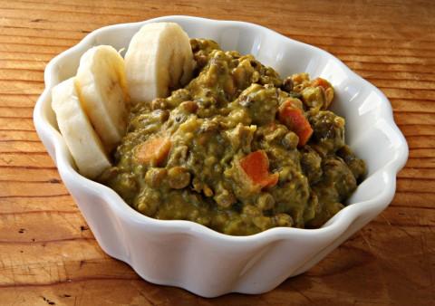 Fast Curried Lentil Stew