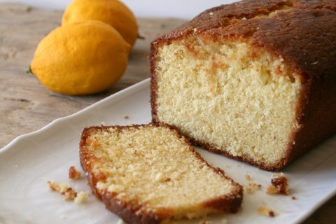The Best Damn Meyer Lemon Cake