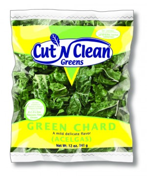 Cut `n Clean Greens chard