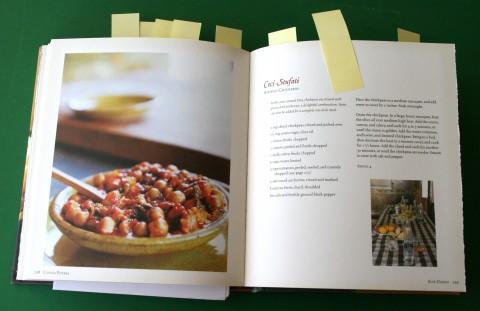 Ceci Stufati from Cucina Povera