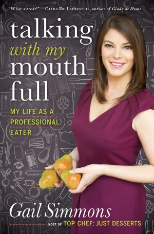 Gail Simmons book cover