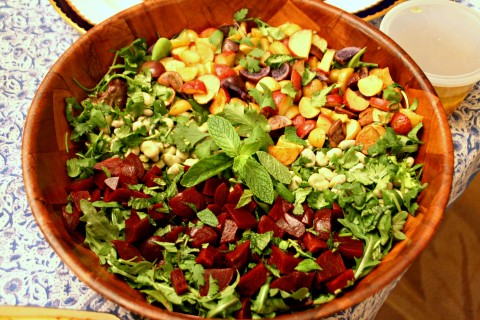 Salad from Adventures with Nancy Rose