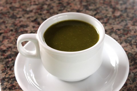Kale soup from In Erikas Kitchen