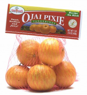 Ojai Pixie Tangerines from Melissa's Produce