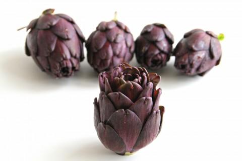Fiesole Baby Purple Artichokes