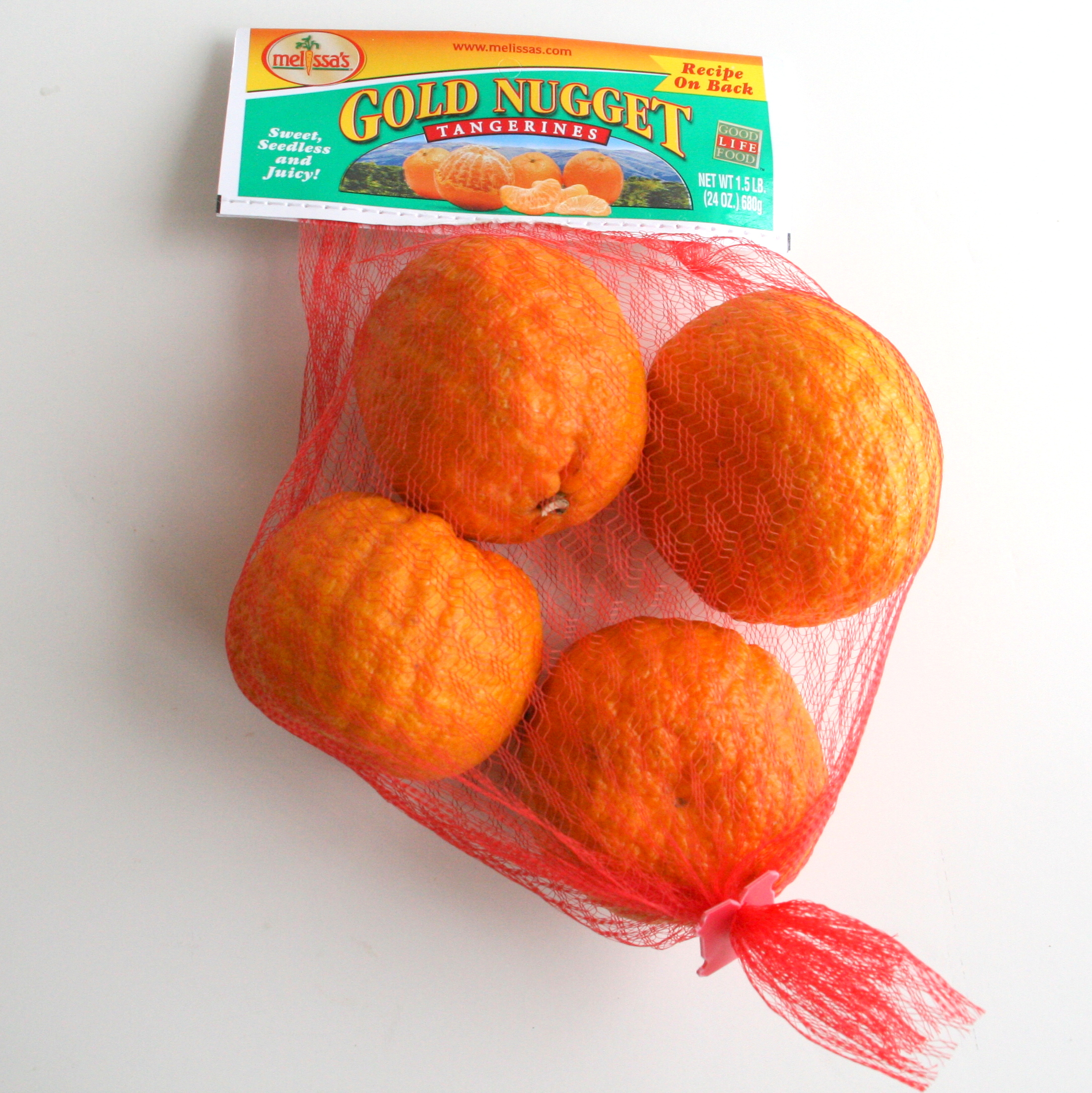 Introducing Gold Nugget Tangerines