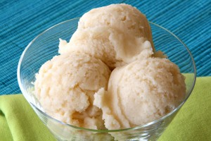 Cherimoya Ice Cream