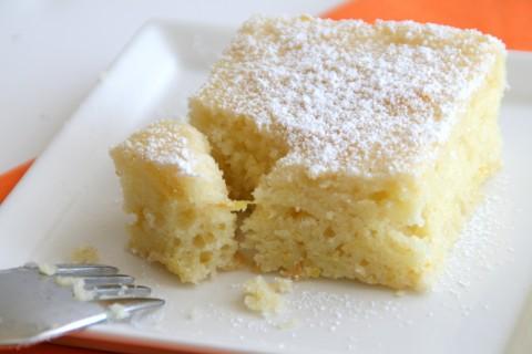 Orange-Almond Yogurt Cake
