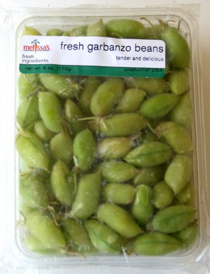 Fresh Garbanzo Beans from Melissa's