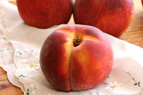 Peach-a-rines and Caramel Fruit Dip