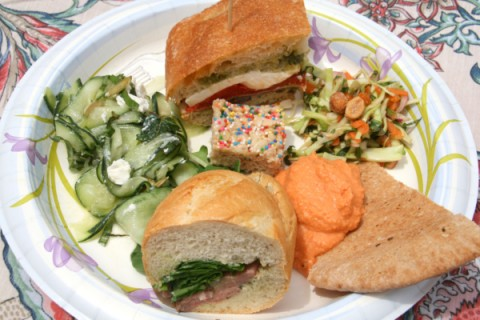 Happy July 4th from Food Bloggers L.A.!