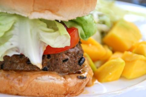 World's Best Smoky Burger