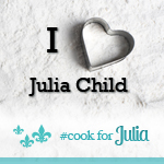 #cookforJulia badge