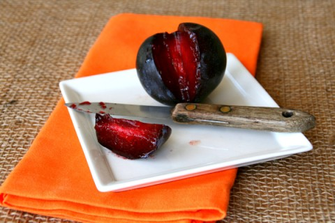Plumogranate Plumcot on ShockinglyDelicious