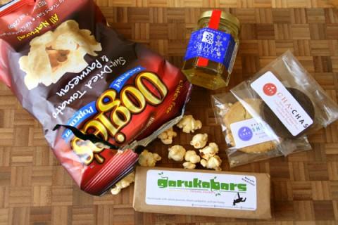 Sample box from PetitAmuse.com