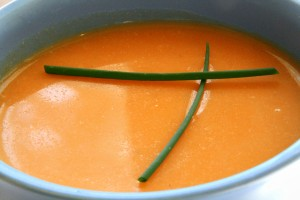 Sweet Potato Onion Soup