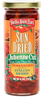 Bella Sun Luci sun dried tomatoes