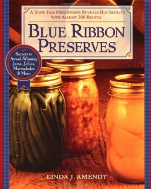 Blue Ribbon Preserves cover