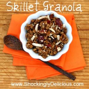 Skillet Granola