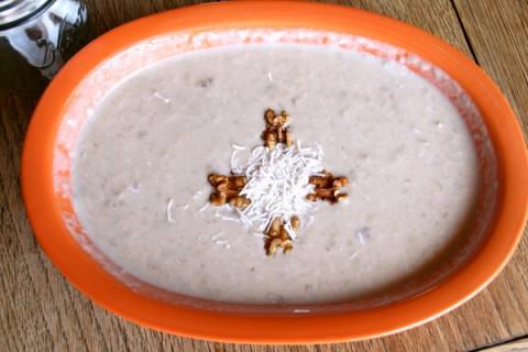 Banana Yogurt Spoonie from Lentil Breakdown