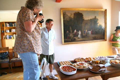 Food Bloggers Los Angeles August meeting