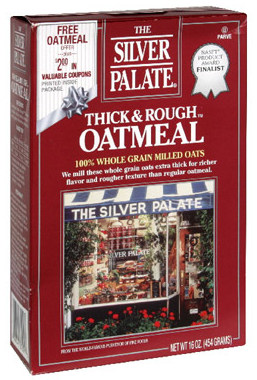 Silver Palate Thick and Rough Oatmeal