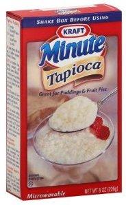 Minute Tapioca