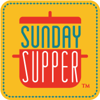 Sunday Supper badge
