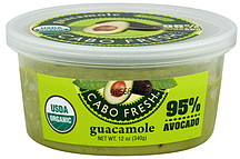 Cabo Fresh Guacamole