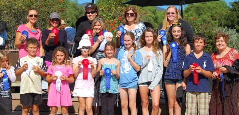 Winners -- Malibu Pie Contest 2012