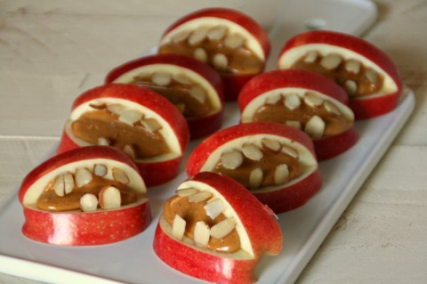 Apple Lips from Cook and Be Merry